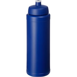 Baseline® Plus grip 750 ml sportfles met sportdeksel blauw