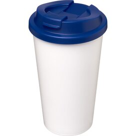 Americano® 350 ml geïsoleerde morsvrije beker blauw