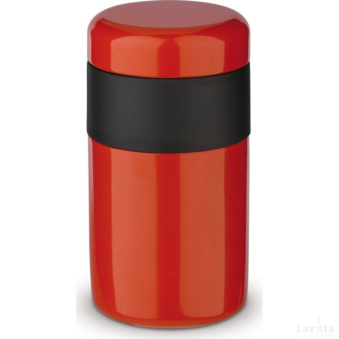 Thermobeker Flow 250ml Rood