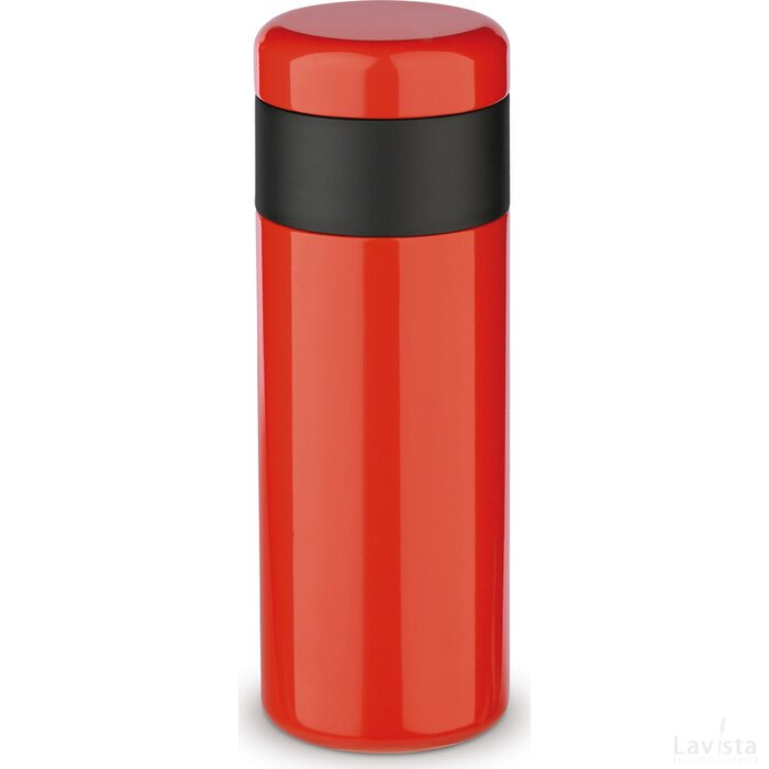 Thermobeker Flow 400ml Rood