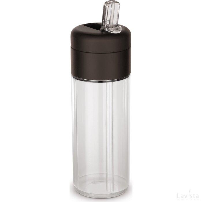 Drinkfles Flow 500ml Transparant