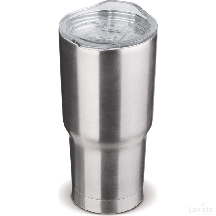 Thermobeker 550ml Zilver