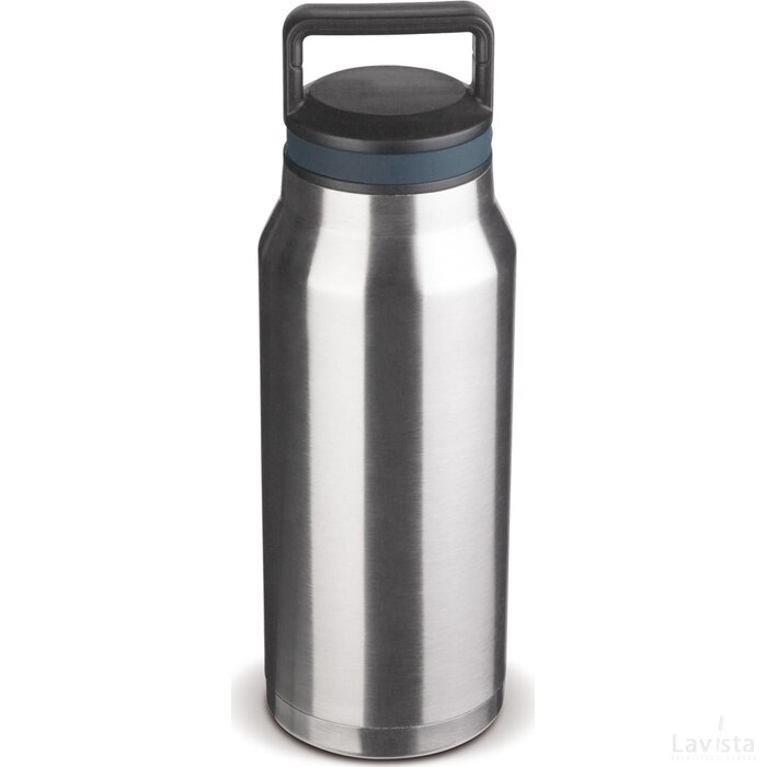 Thermofles 1000ml Zilver
