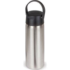 Speaker isoleerfles Adventure 700ml Zilver