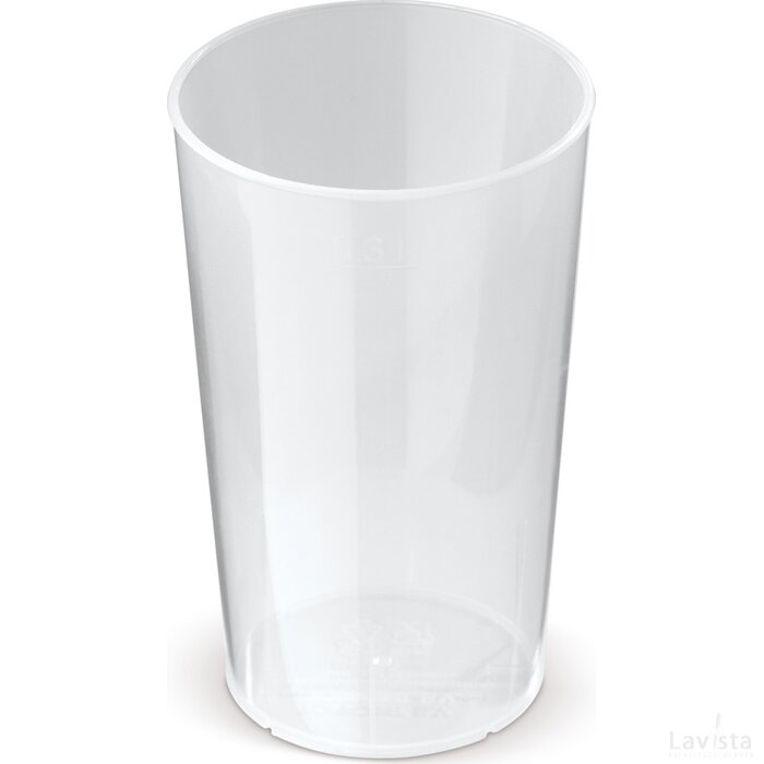 ECO cup 300ml Transparant