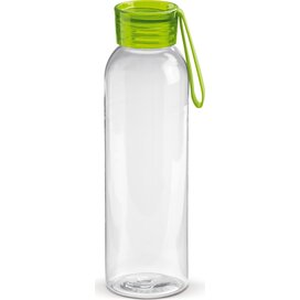Tritan drinkfles 600ml Transparant Licht Groen