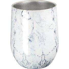 Thermobeker Retumbler-Sudbury Marmor marmer, wit/grijs