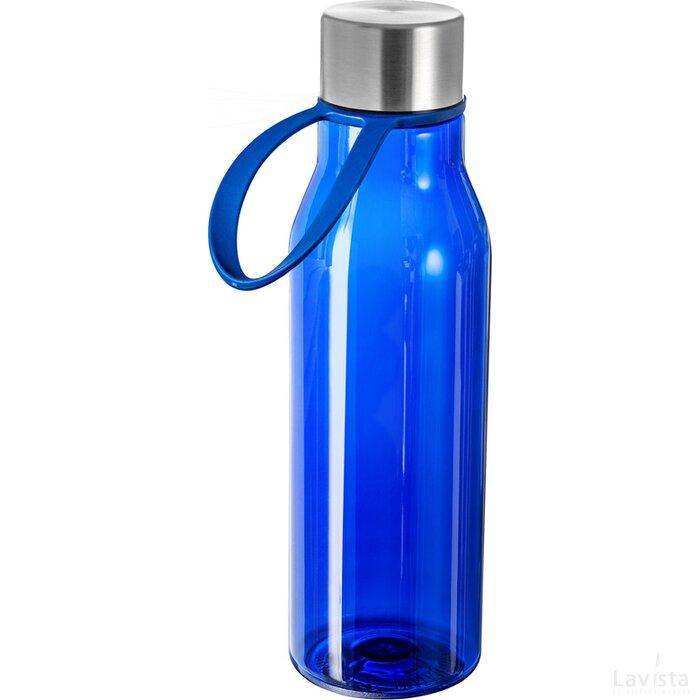 Fles Retumbler-Antioch blauw, zilver
