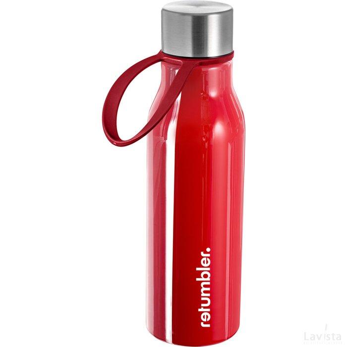Fles Retumbler-Lüttich rood